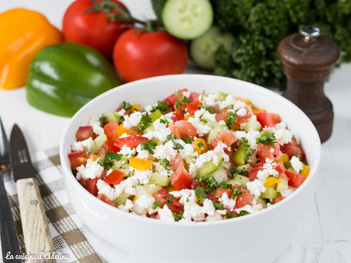 Salade Sopska