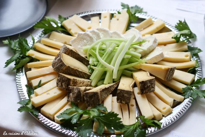Fromages au brunch le Mandala Strasboug