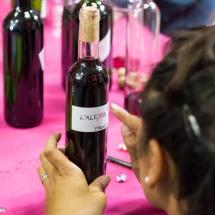 Atelier étiquette vin de fronton
