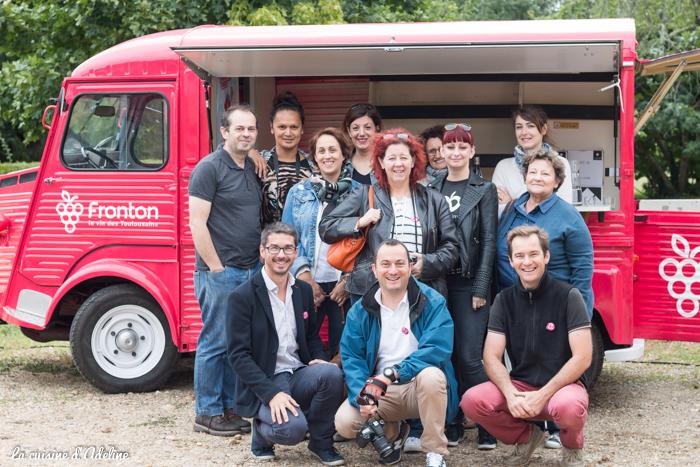 Blogueurs France a la découverte des vins de fronton