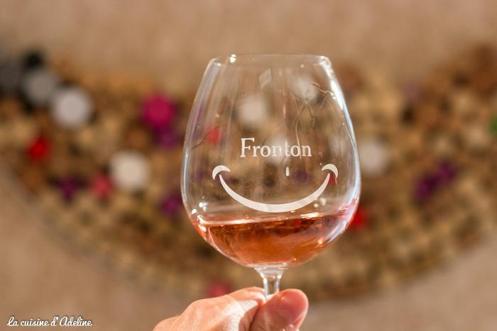 Vins de Fronton ou Pinot Saint George