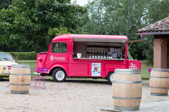 Wne truck vins de Fronton