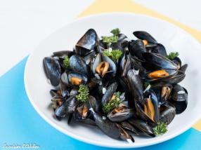 Moules marinières recette