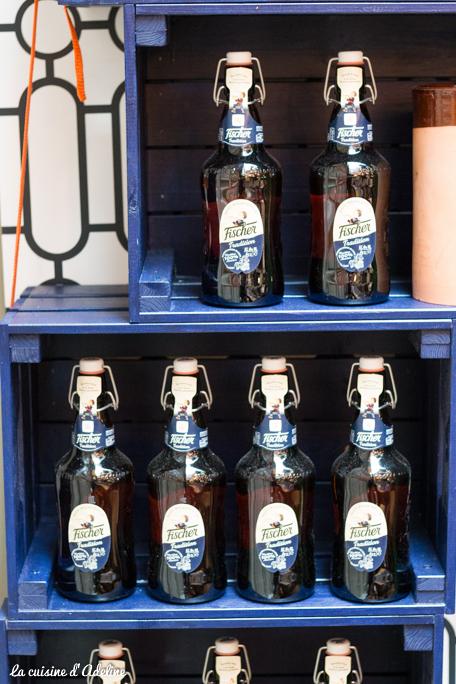 Bière traditionnelle Fischer