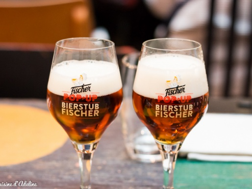 Bon plan Strasboug - Pop Up Bierstub Fischer