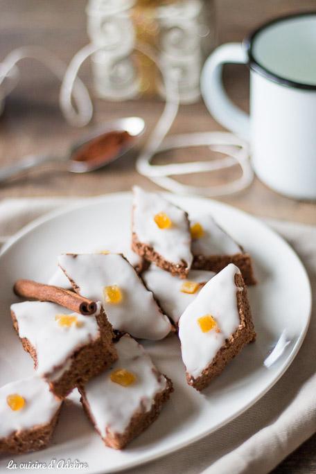 Croquets au chocolat recette bredele