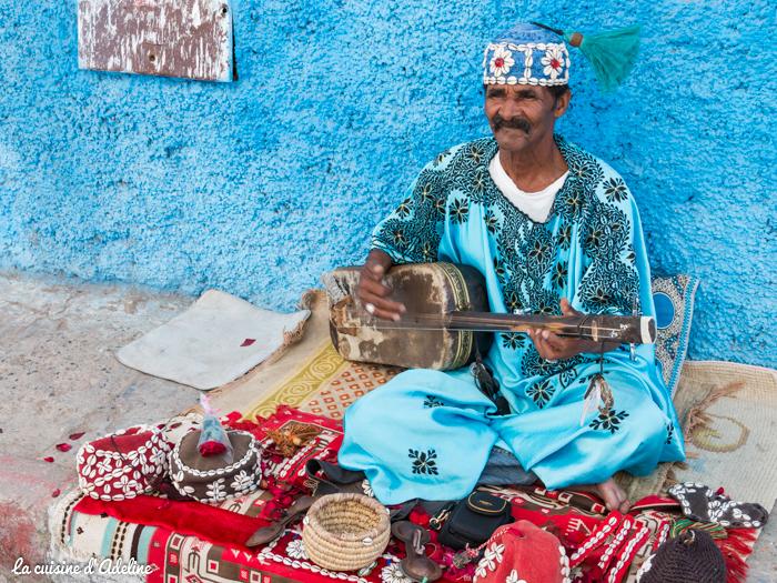 Marocain tenue traditionnelle