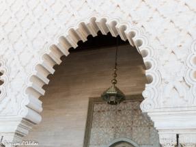 Mausolée Mohammed V - Maroc