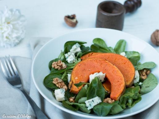 Salade d'automne recette facile