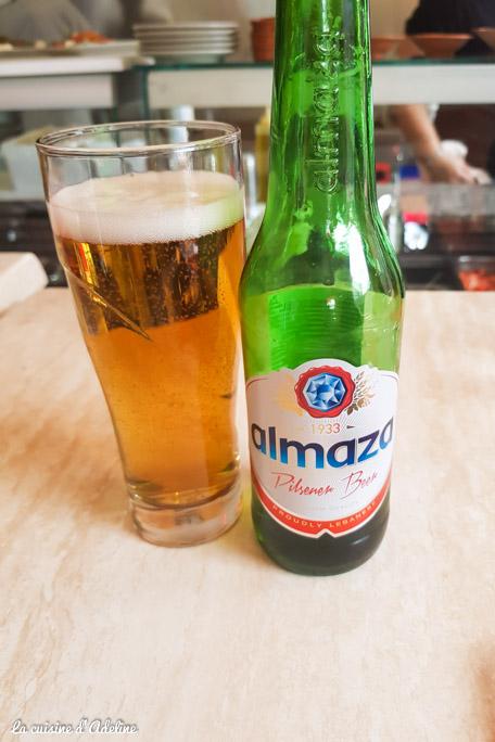 Bière Libanaise Le Tarbouche Strasbourg