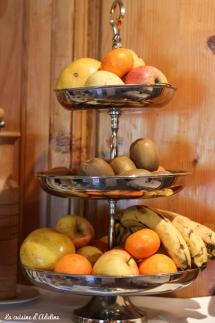 Fruits La Chenaudière Colroy la Roche