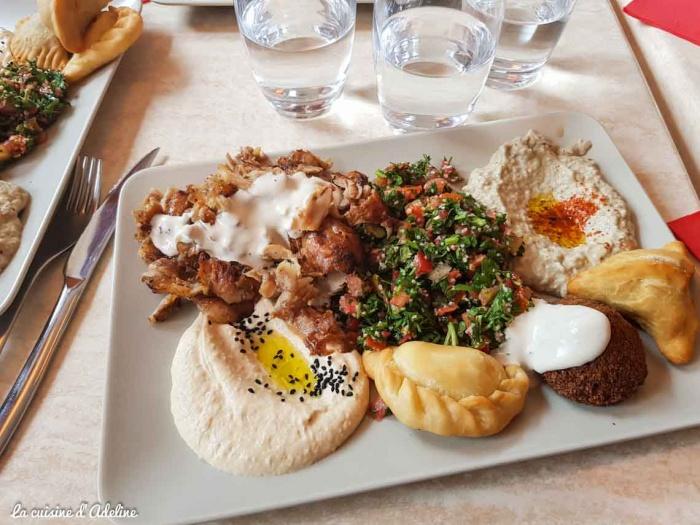 Le Tarbouche restaurant Libanais Strasbourg