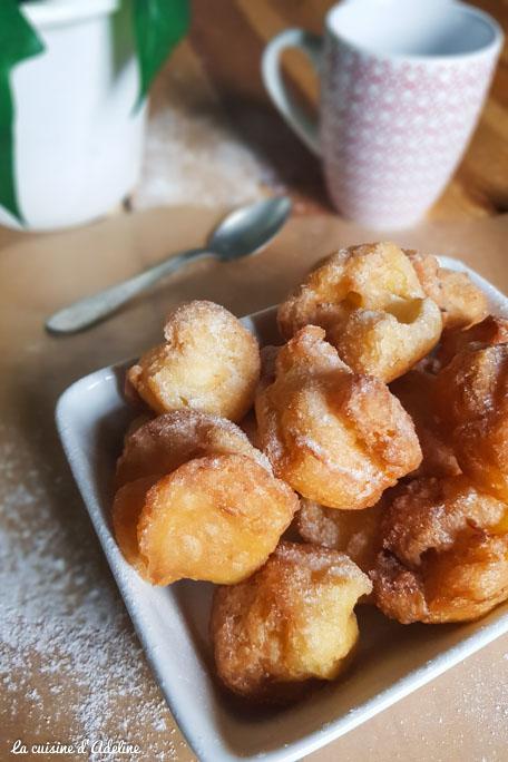 Pets de nonne beignet recettes