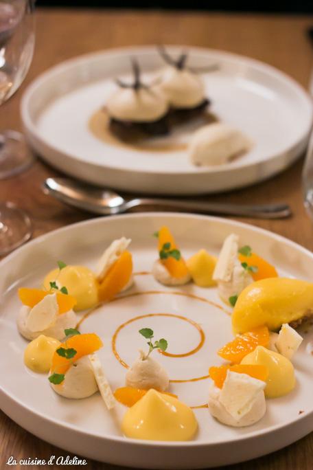 Dessert - La Table du 5 Barr