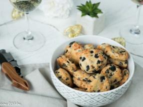Palets aux olives recette