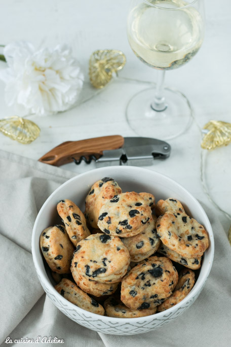 Palets aux olives recette facile