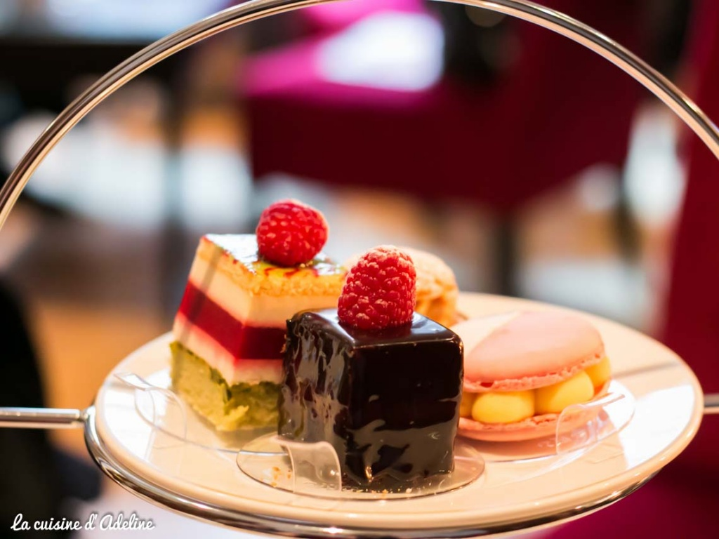 Afternoon Tea au bouclier d'Or Strasbourg - Patisserie
