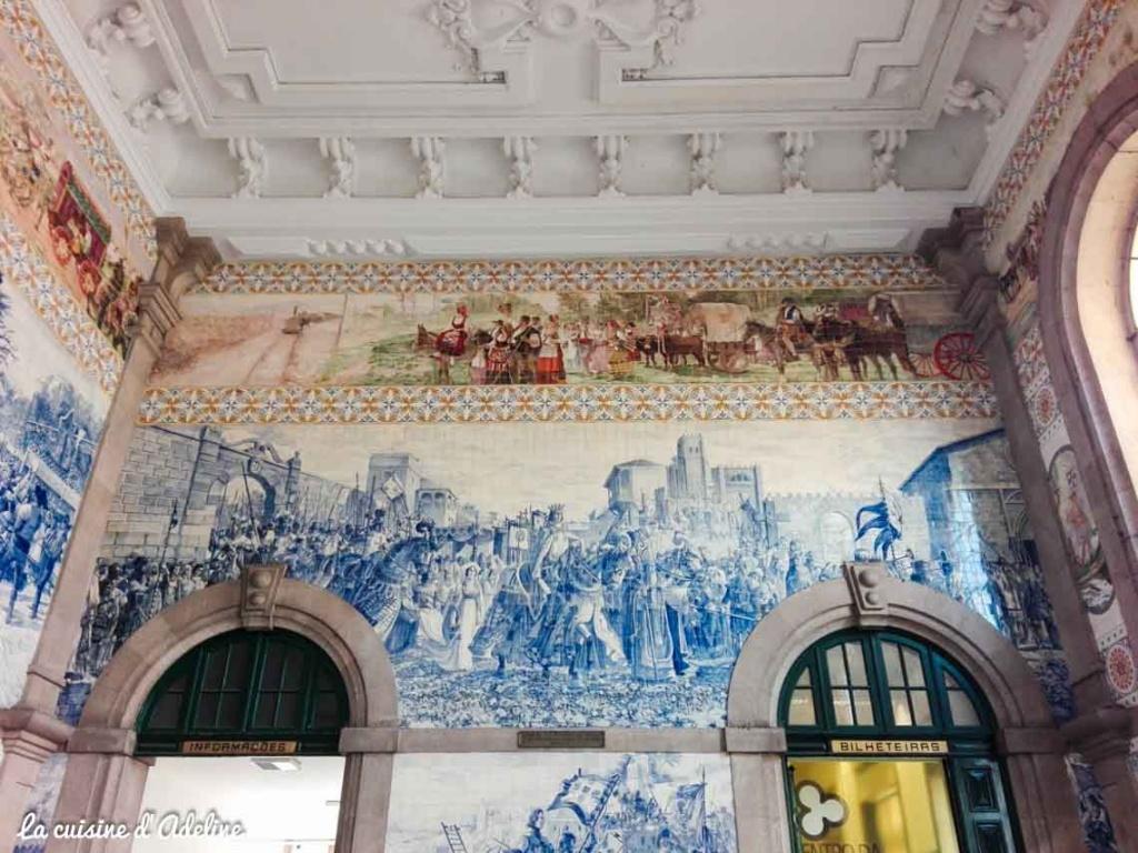Gare Sao Bento - Porto