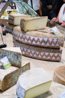 Marche Dijon - Fromages