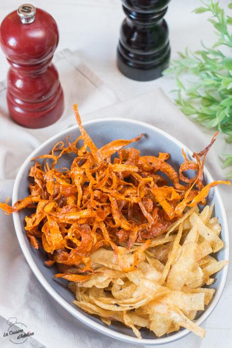 Chips maison recette facile
