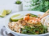 Pad thai recette facile et rapide