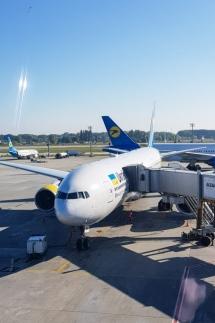Départ pour le tour du monde - Ukraine Airlines