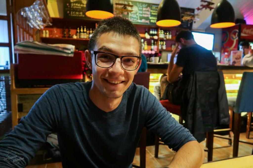 Samuel AJ Kunming
