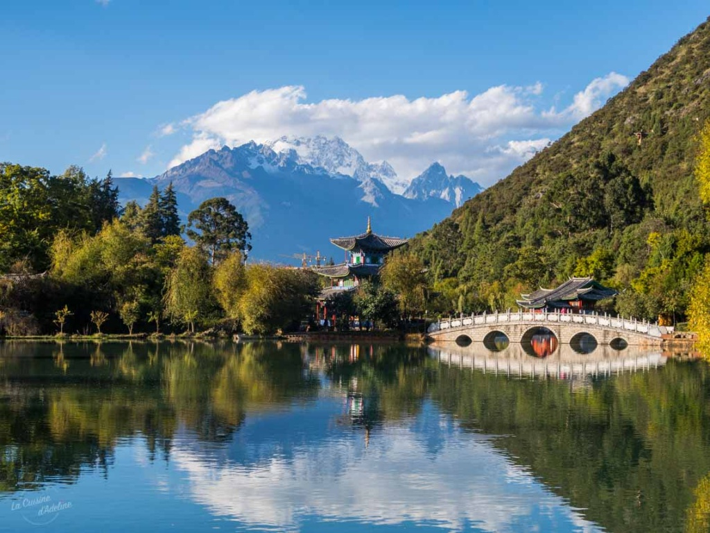 Black Dragon Pool Park visite Lijiang