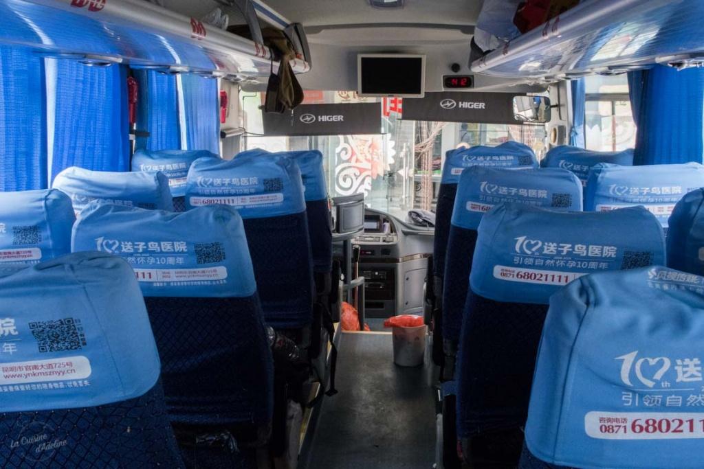 Bus pour Dali