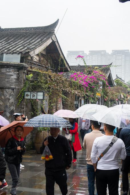 Centre ville Chengdu