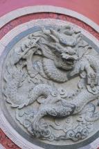 Dali temple dragon