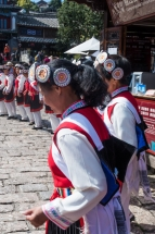 Danse traditionnelle Lijiang