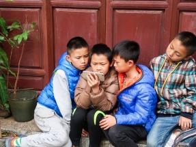 Enfants Kunming