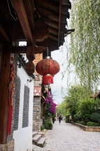 Lijiang old city maison