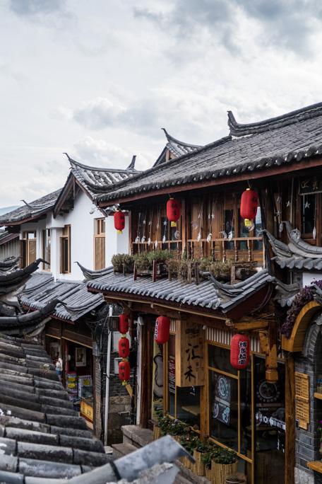 Lijiang vielle ville