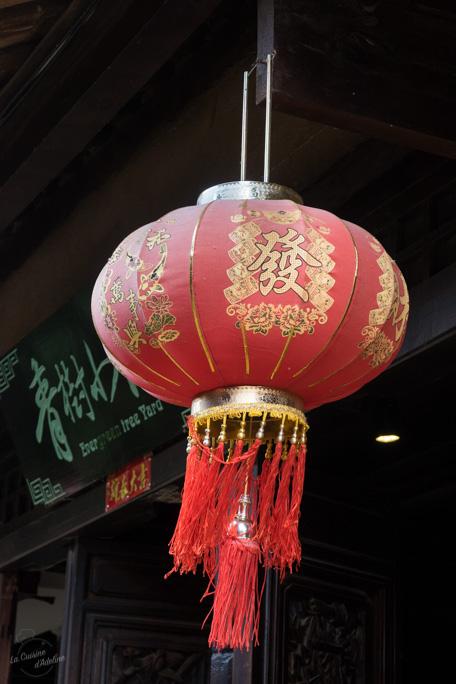Shaxi lampion