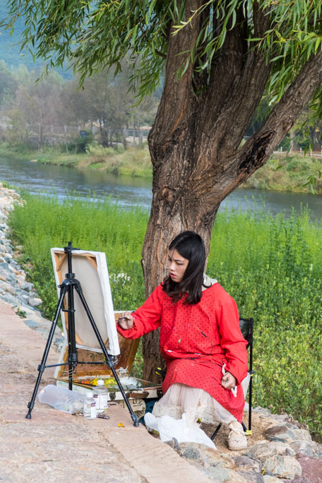 Shaxi peintre