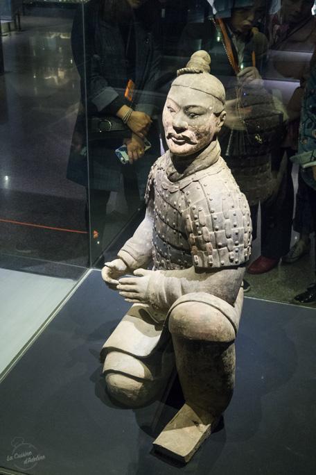 Armée de terre cuite Xian - Soldat debout
