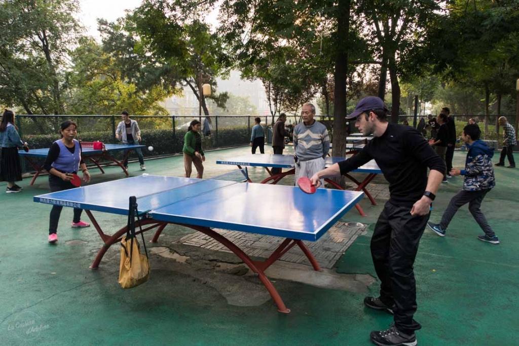 Ping pong Xian