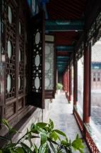 Temple bouddhiste Xian