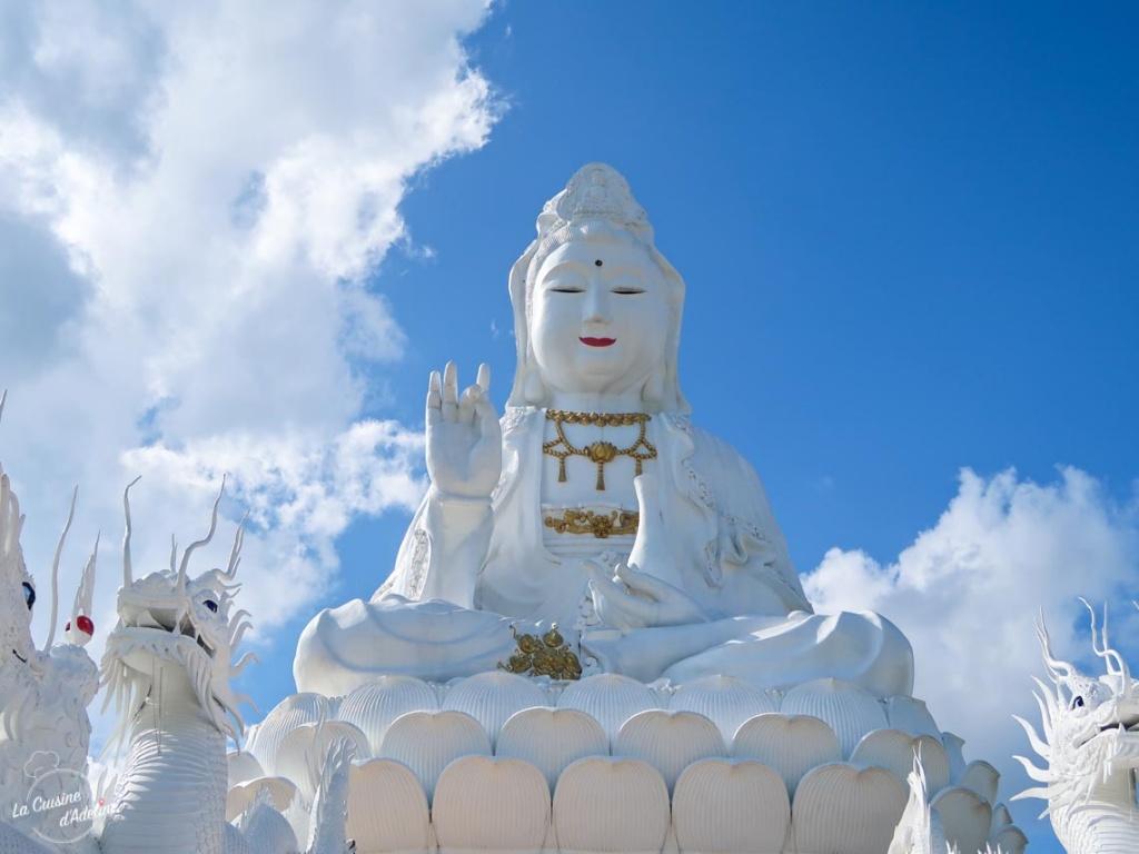 Big Bouddha Géant Chiang Rai Thailande