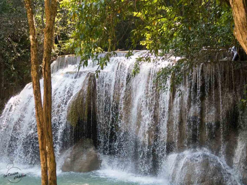 Erawan Falls kanchanaburi Thailande