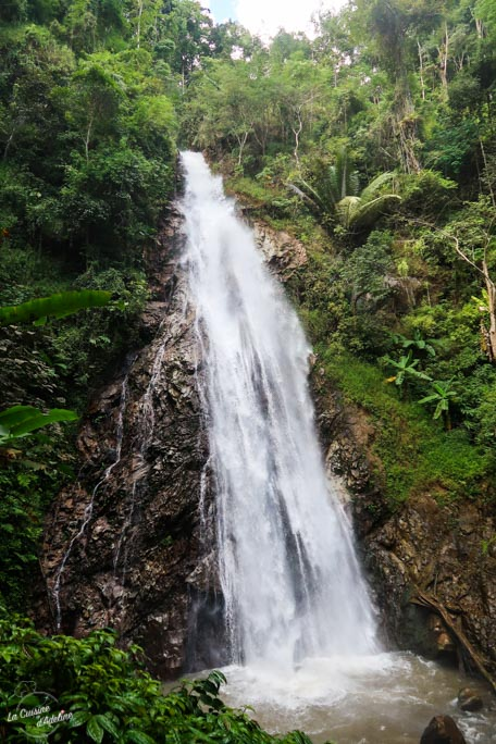 Khun Korn Waterfall Chiang Rai Thailande