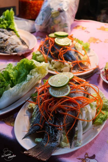 Night Market Chiang Rai Thailande