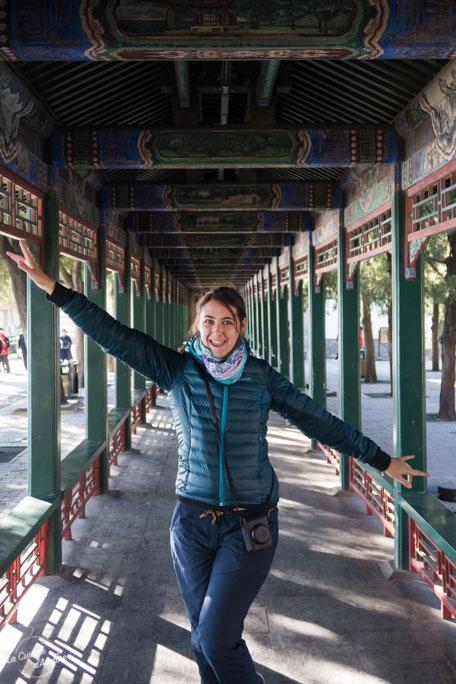 Palais d'Été Adeline Pékin