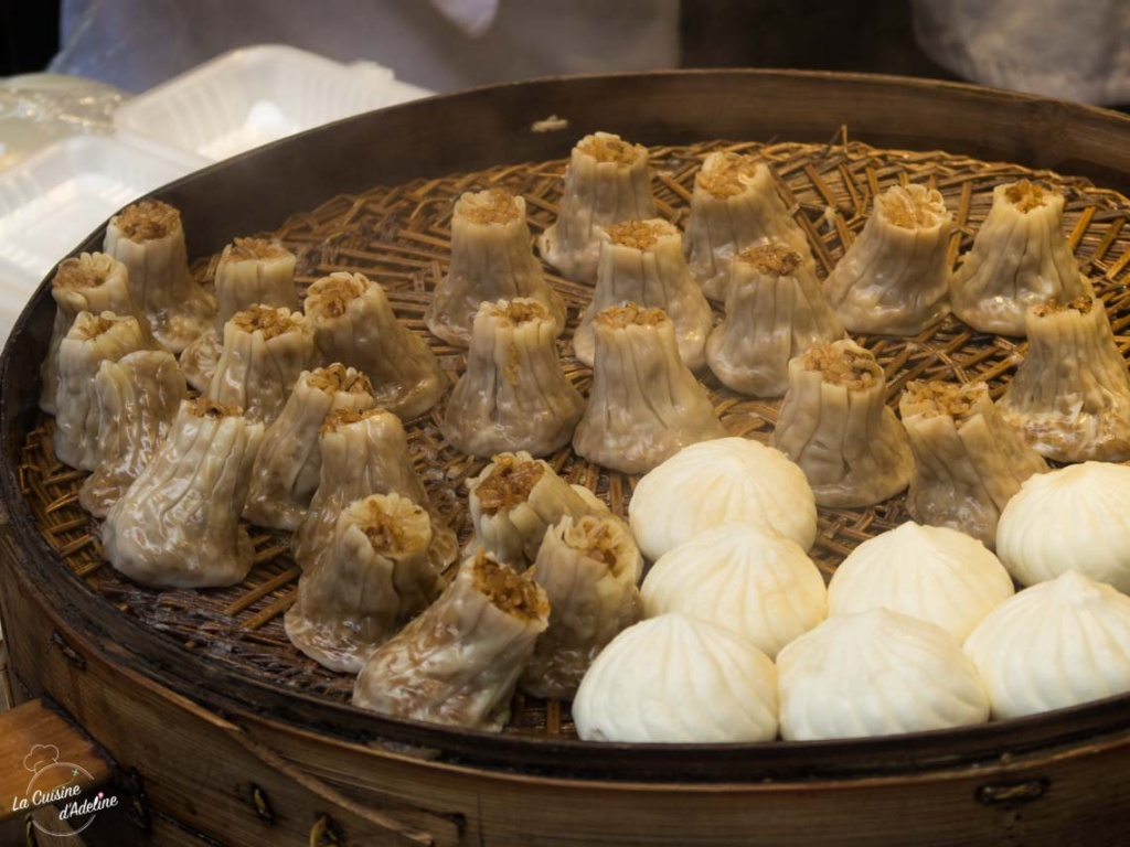 Raviole canard Pékin