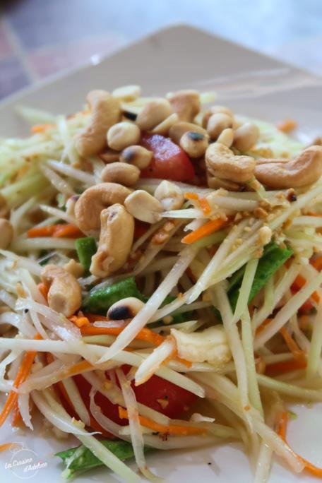 Restaurant pas cher Le Chayot Kood Thailande