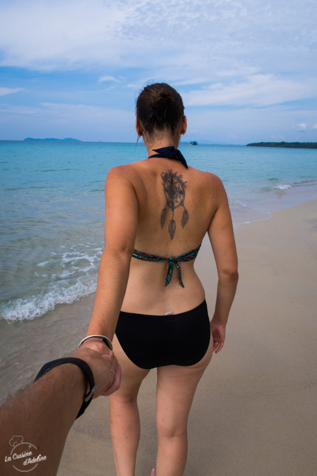 Secrer Beach Kood Thailande
