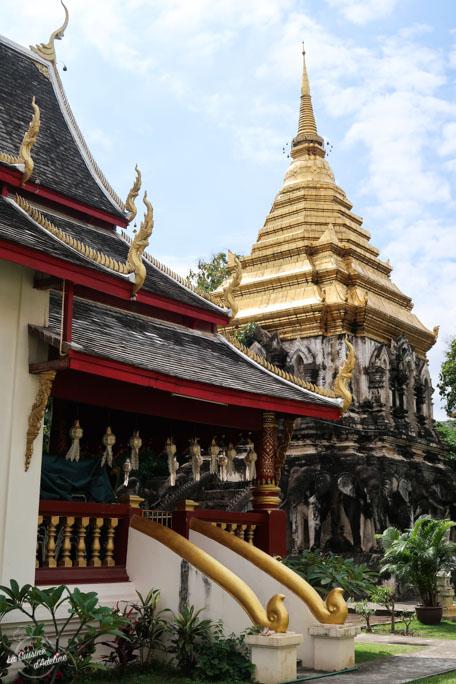 Temples Chiang Mai Thailande