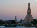 Wat Arun Bangkok Thailande